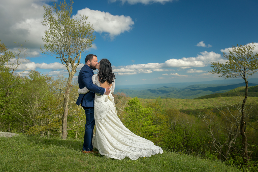 Grandfather Mountain Wedding