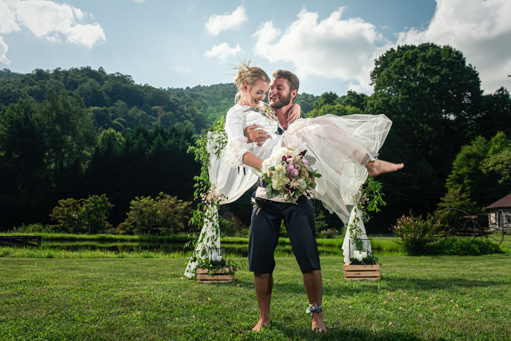 Appalachian Mountain Wedding