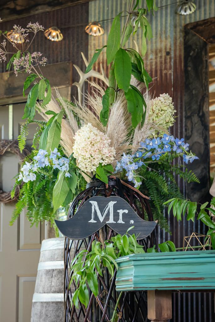 Wedding Floral Design McKenzie Botanicals