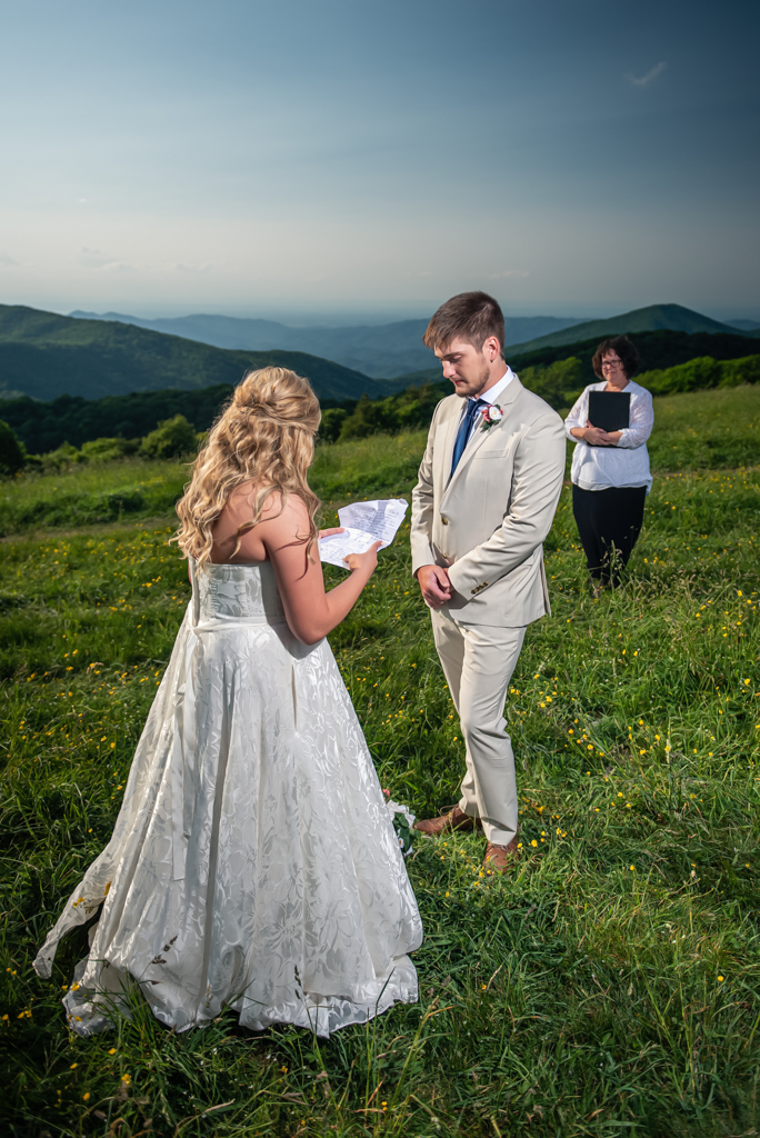 Getting Married in the Mountains