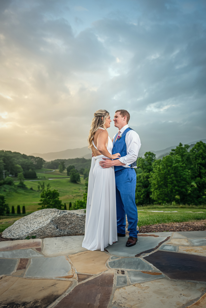 Duchess Hill Wedding Waynesville NC Sabrina L Greene Photography
