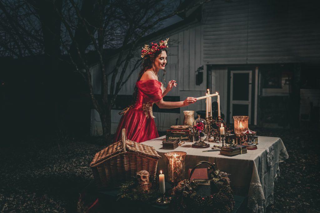 Fantasy Photographer Sabrina Greene Photography