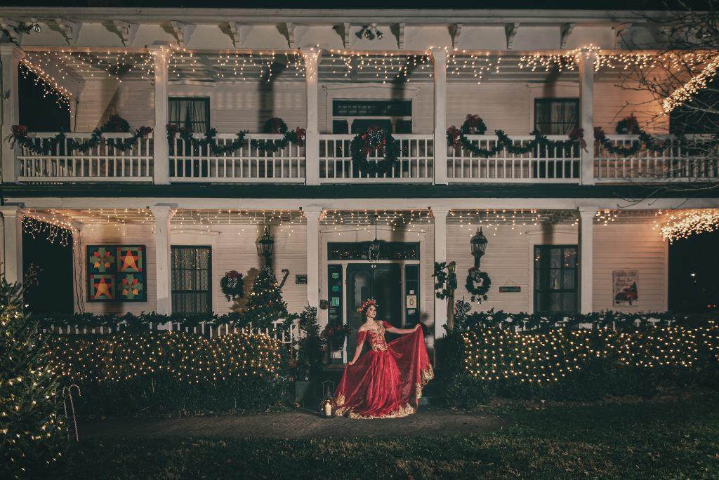 Beauty Visits the Shelton House Waynesville NC Sabrina Greene Photography