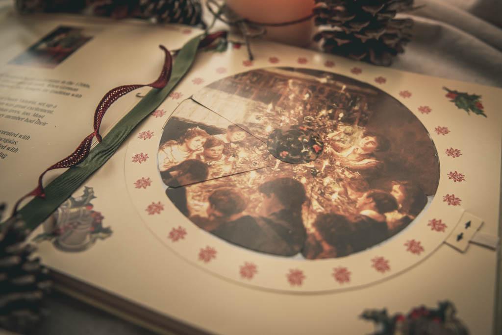 Christmas Long Ago Vintage Sabrina L Greene Photography-2