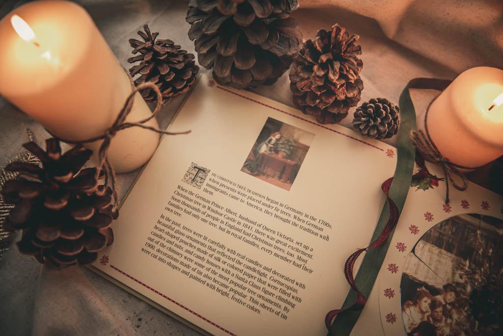 Christmas Long Ago Vintage Sabrina L Greene Photography-3