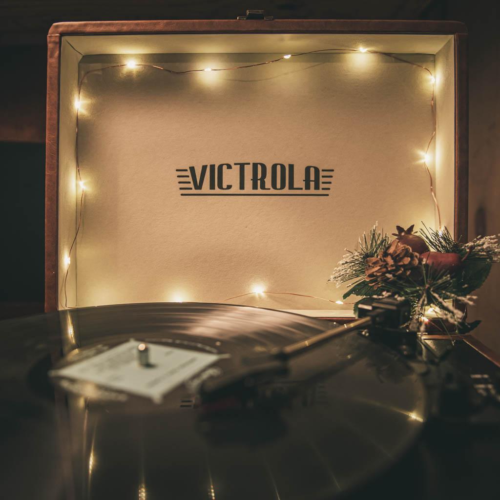 Victrola Vintage Record Player Sabrina L Greene Photography-3